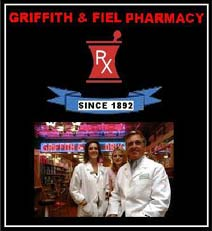 GRIFFITH & FIEL PHARMACY - PATRON LEVEL SPONSOR